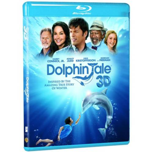 Dolphin Tale (Blu-ray 3D + Blu-ray + DVD + UltraViolet Digital Copy)