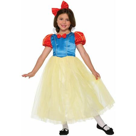 Charming Princess Child Costume (Children's Prince Charming Costume)