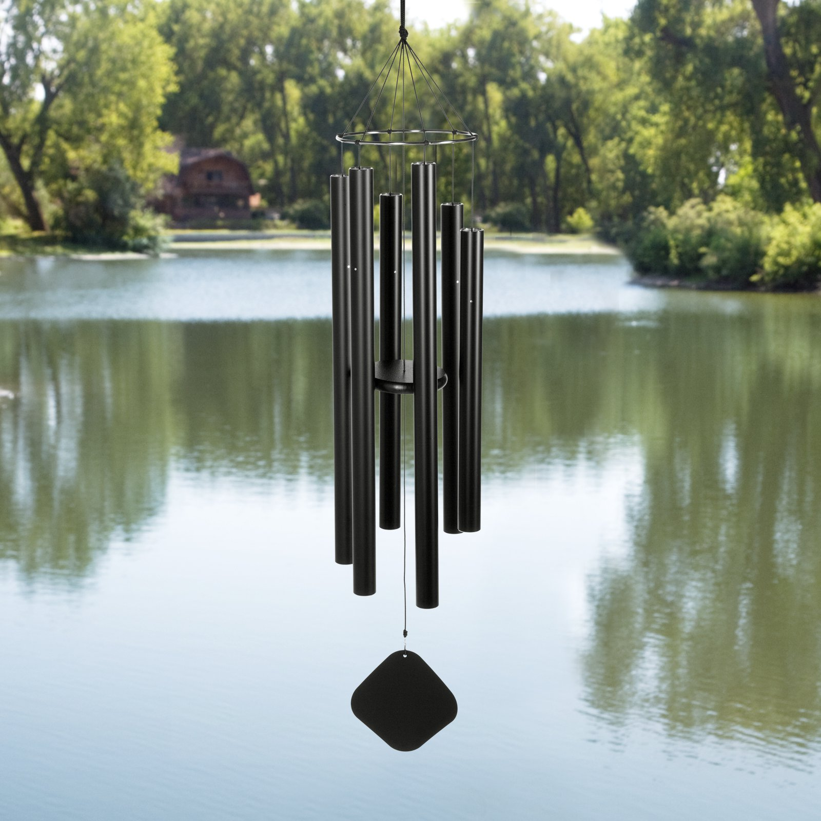 Music of the Spheres Mongolian Alto 50 Inch Wind Chime by Music of the Spheres Inc
