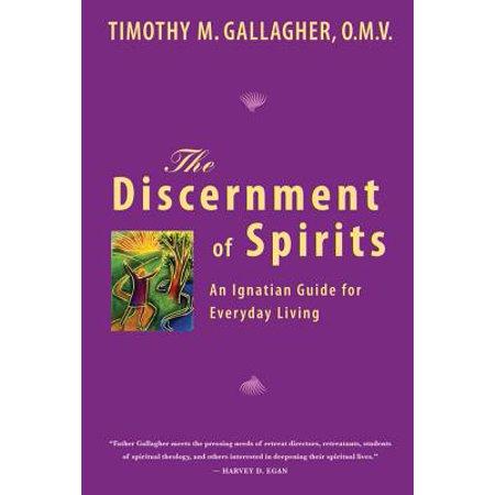 The Discernment of Spirits : An Ignatian Guide for Everyday Living - Spirit Fog Machine