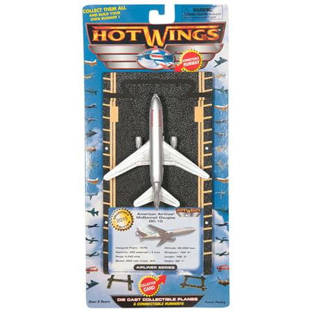 Hot Wings American DC-10