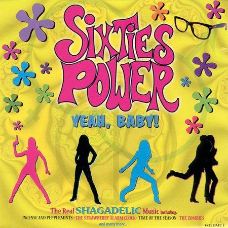 Sixties Power, Vol.1](Sixties Flower Power)