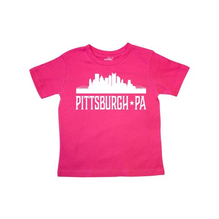 Pittsburgh Pennsylvania Skyline PA Cities Toddler T-Shirt](Party City Pittsburgh Pa)