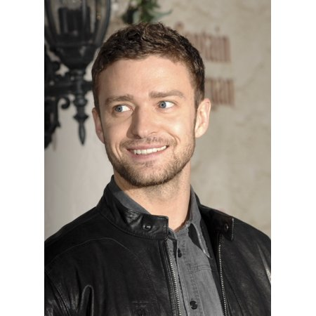 Justin Timberlake At Arrivals For Spike TvS 5Th Annual Guys Choice Celebration Sony Pictures Studios Los Angeles Ca June 4 2011 Photo By Elizabeth GoodenoughEverett Collection Photo Print (Sony Pictures Home Entertainment)