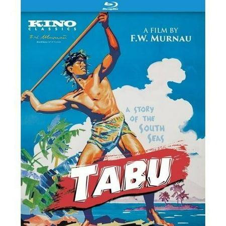 Tabu  Blu Ray