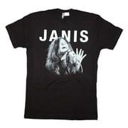 Janis Joplin Singing T-Shirt Small