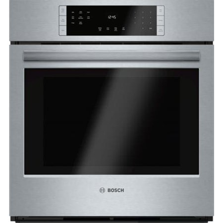 Bosch HBN8451UC 27 Inch 3.9 Cu. Ft. Wall Oven with European Convection from the
