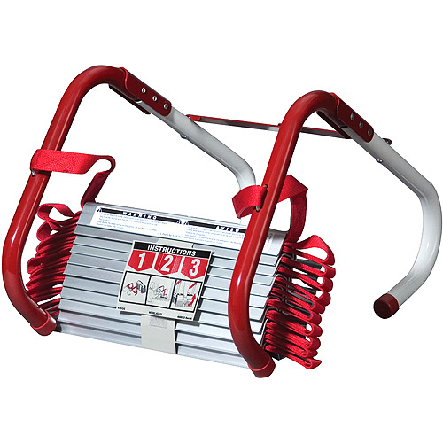 Kidde Emergency 3-Story Escape Ladder, 25' KL-3S