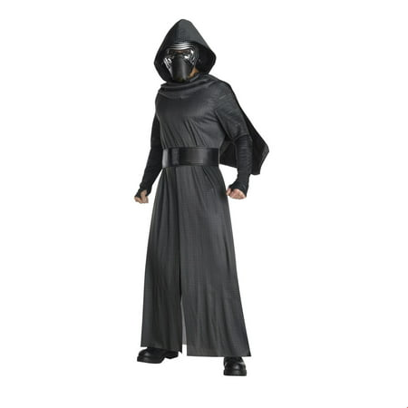 Star Wars Mens Kylo Ren Halloween Costume - Mens Baseball Halloween Costumes
