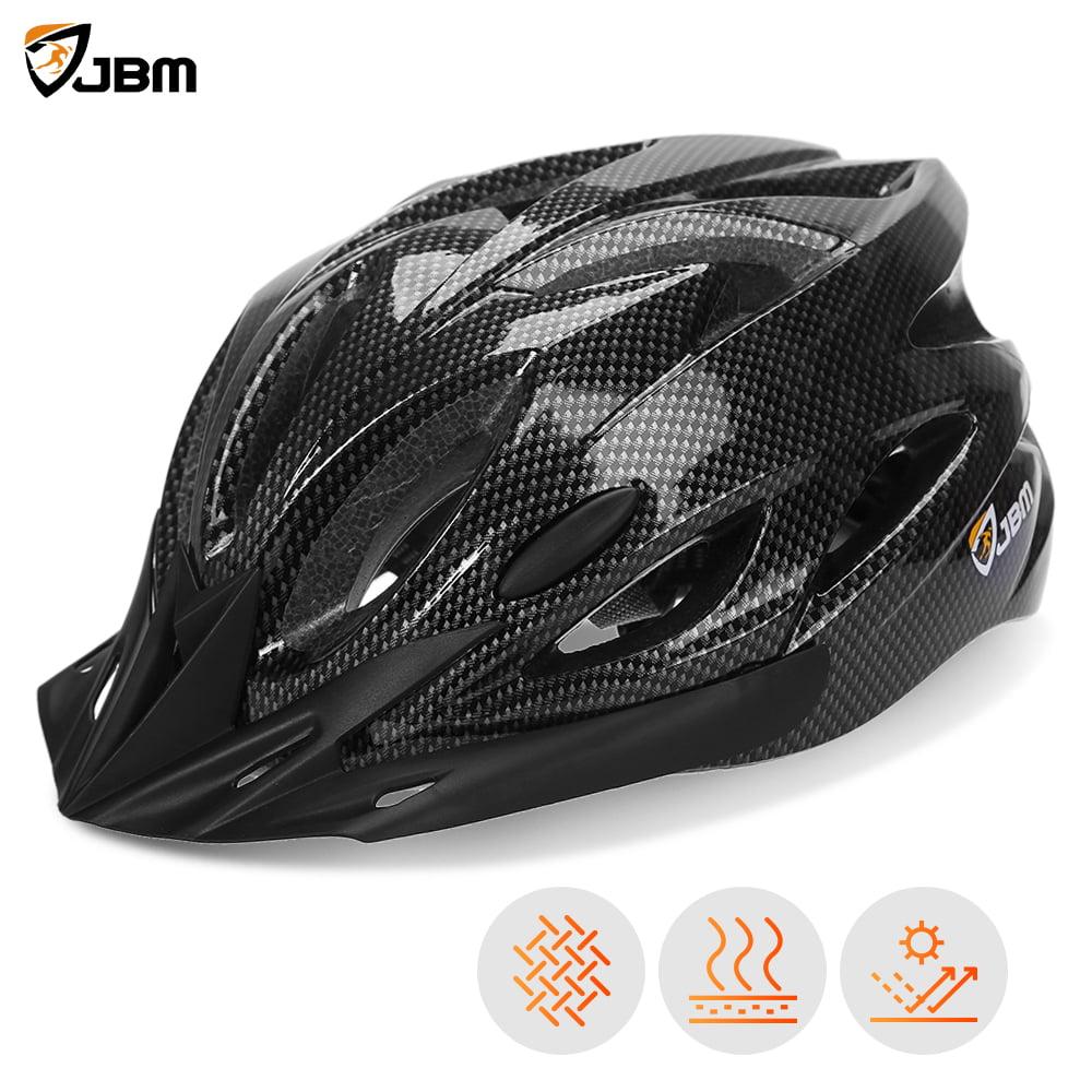 Fit Adult Men Women Boy Girl Carbon Bicycle Cycling MTB Skate Helme Cool