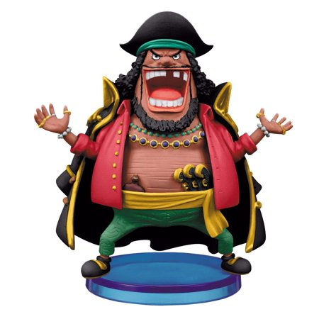 One Piece WCF Fight Marshall D. Teach Collectible