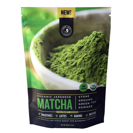 Organic Japanese Matcha Green Culinary Grade Tea Powder
