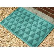 Bungalow Flooring Aqua Shield Pine Trees Doormat