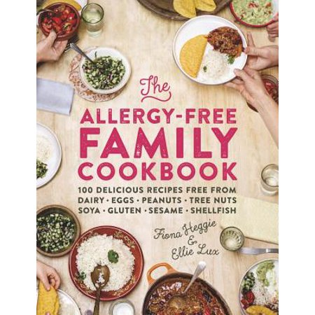 The Allergy-Free Family Cookbook : 100 delicious recipes free from dairy, eggs, peanuts, tree nuts, soya, gluten, sesame and shellfish](Halloween Eyeball Egg Recipes)