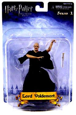 NECA Harry Potter The Half Blood Prince Lord Voldemort Action Figure by