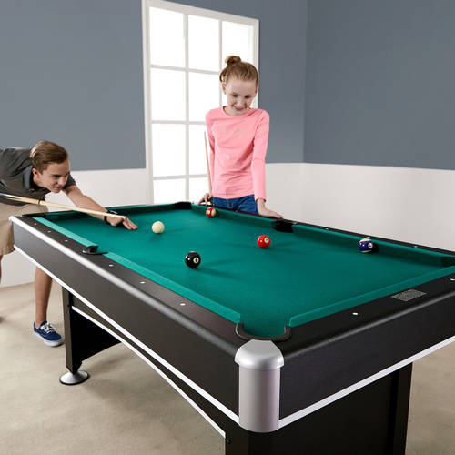Arcade Billiard Pool Table With Table Tennis Top Accessory Kit Barrington 6  Ft