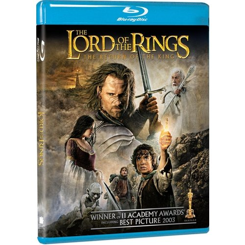 Lord Of The Rings: The Return Of The King (Blu-ray) (Widescreen)