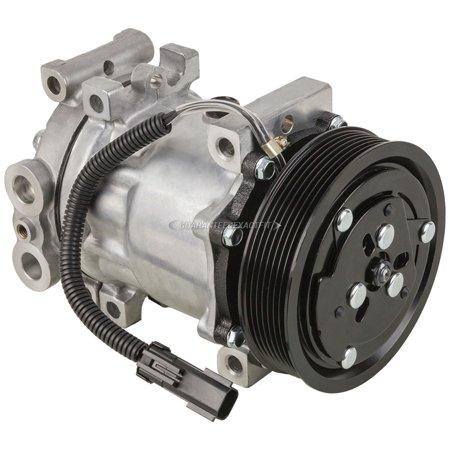 AC Compressor & A/C Clutch For Dodge Ram 1500 2500 Dakota