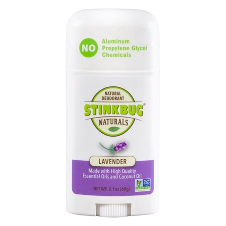 Stinkbug Naturals Lavender Stick Deodorant, 2.1 fl - Le Stick Natural