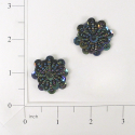 Expo Medallion Sequin Applique Pack of 2