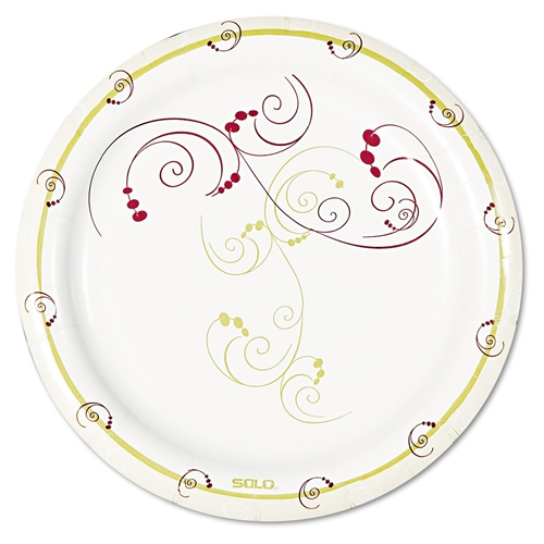 Solo Heavyweight Paper Plates
