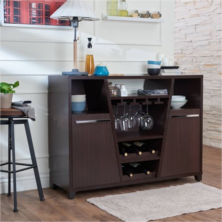 Furniture of america virginia modern multi storage dining for Furniture of america alton modern multi storage buffet espresso