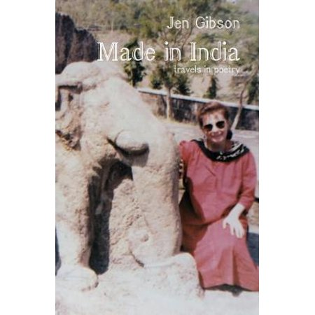 Made in India: Travels in Poetry