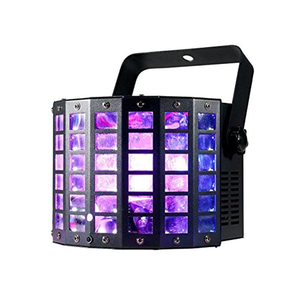 American DJ MINI DEKKER LZR | 2 In 1 LED Laser Lighting Effects Fixture by American DJ