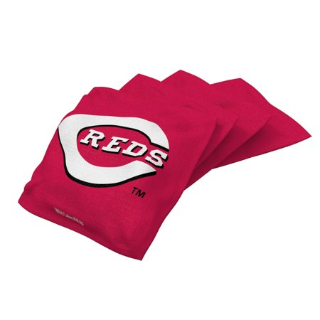 XL Bean Bag 4pk Cincinnati Reds Red