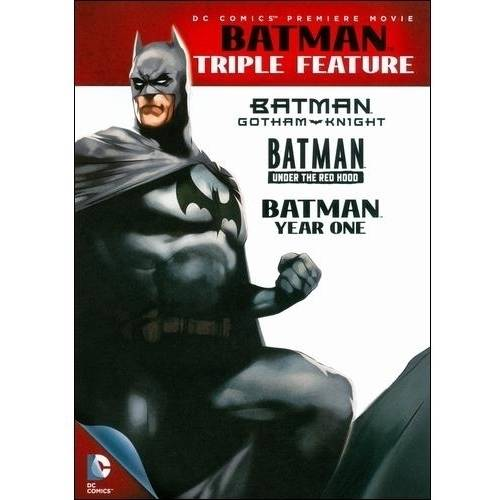 Batman Triple Feature (2012) (Widescreen)