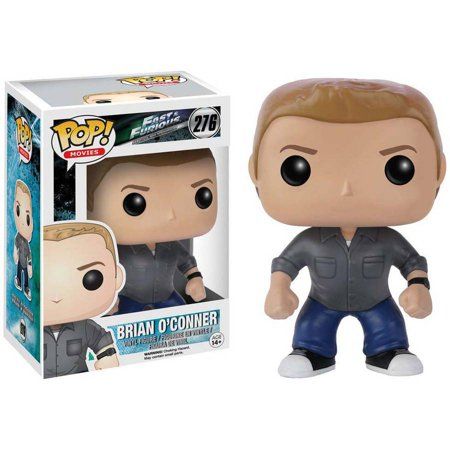 Funko 6819 Pop Movies Fast   Furious Brian Oconner