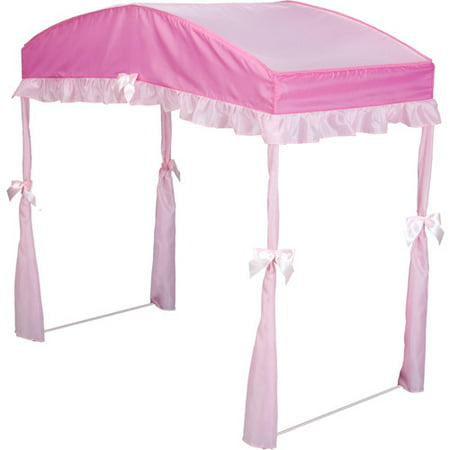 Delta Toddler Bed Canopy Pink