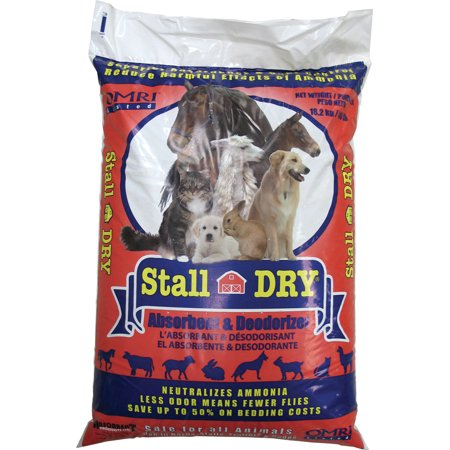STALL DRY ABSORBENT & DEODORIZER