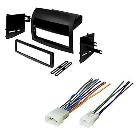 2004 2010 sienna car stereo radio dash installation. Black Bedroom Furniture Sets. Home Design Ideas