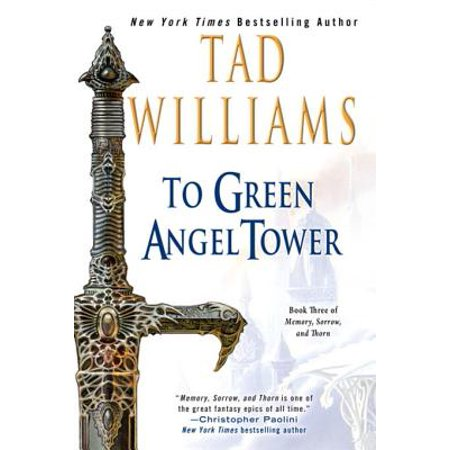To Green Angel Tower - eBook ()