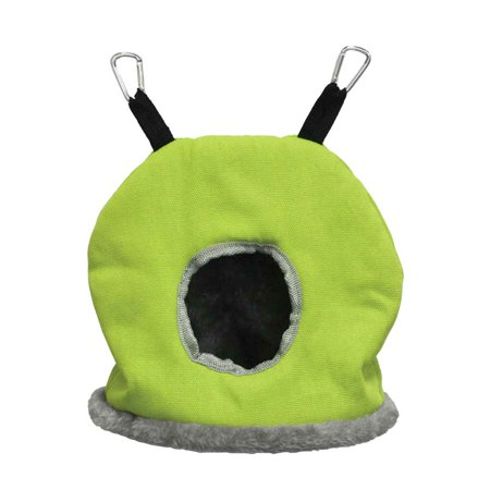 Prevue Pet Large Green Snuggle Sack -