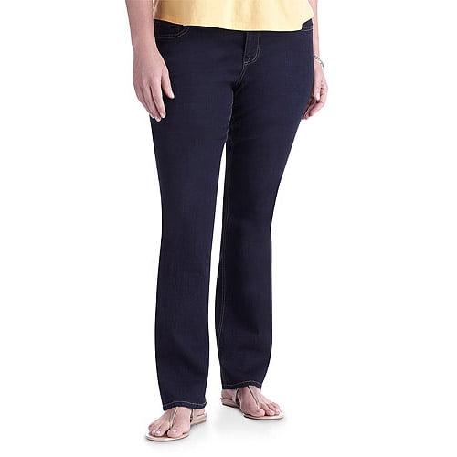 Faded Glory Women's Plus-Size Bootcut Jeans