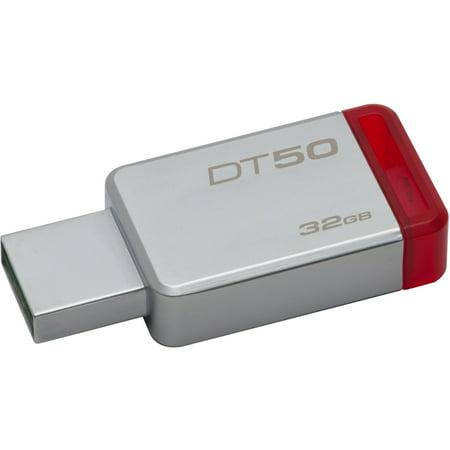 Kingston DataTraveler 50 32GB USB flash drive
