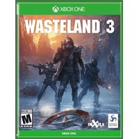Wasteland 3, THQ-Nordic, Xbox One, 816819017319
