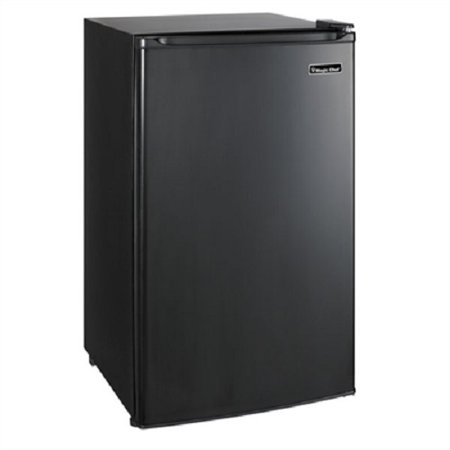 3.2 cubic foot all refrigerator in black-Estar