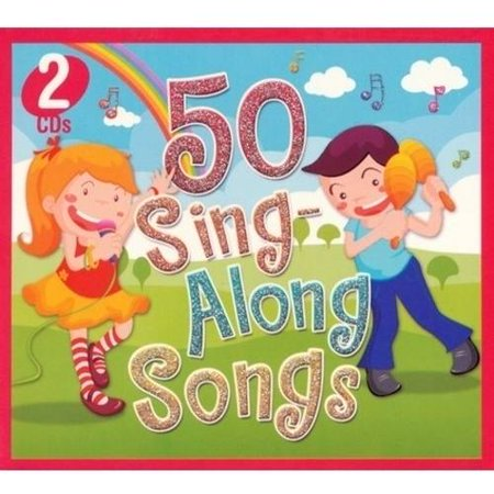 The Countdown Kids - 50 Sing-A-long Songs (2CD) - Long Halloween Songs For Kids