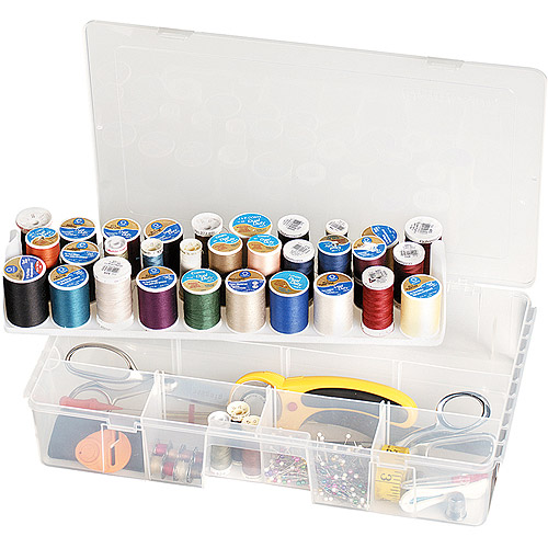 "ArtBin Sew-Lutions Box, 16 1/2"" x 9 3/4"" x 3 1/4"""