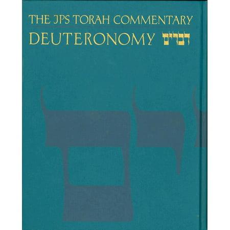 Torah Star - The JPS Torah Commentary: Deuteronomy