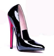 style 8260 6 inch high heel shoes walmart