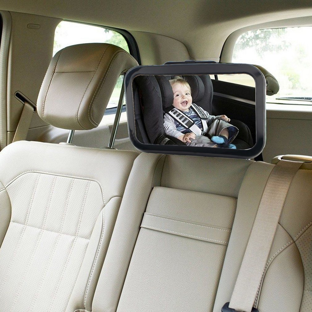 Back Seat Car Inner Mirror Baby Safety Rearview Mirror Safety Kids Monitor