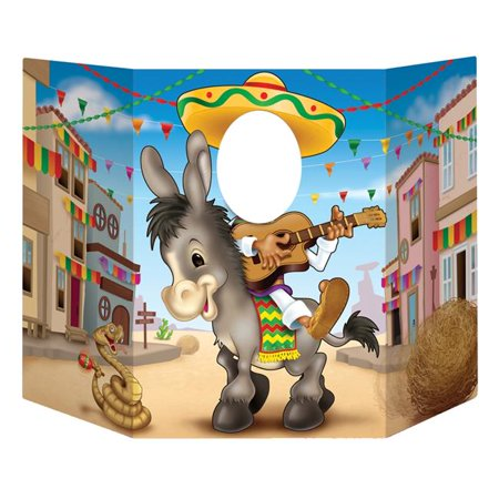 Morris Costumes BG57977 Fiesta Photo Prop Decoration Costume - Comida Fiesta Halloween