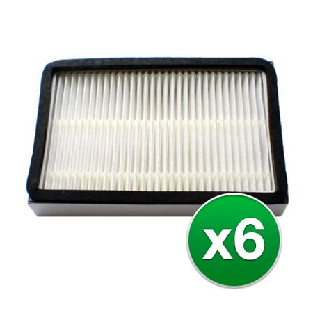 EnviroCare HEPA Vacuum Filter for Kenmore 86889/976 / 471186 - 6 Pack