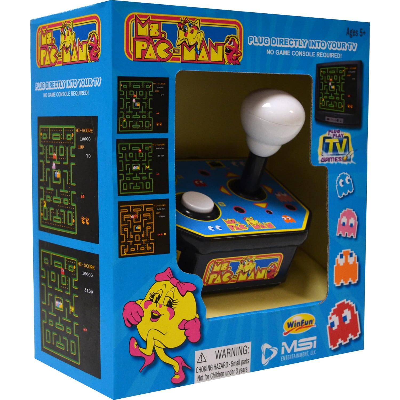 Image of TV Arcade Ms Pacman
