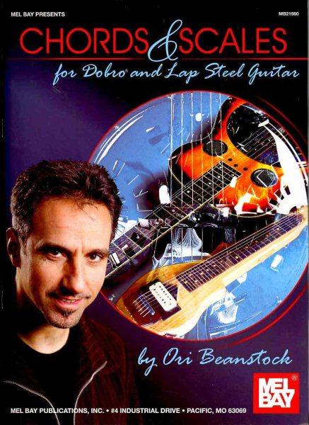 Chords & Scales for Dobro and Lap Steel Guitar by Mel Bay