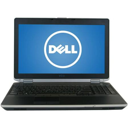 Refurbished Dell Black 15 6  Latitude E6530 Laptop Pc With Intel Core I5 3310M Processor  8Gb Memory  750Gb Hard Drive And Windows 7 Professional
